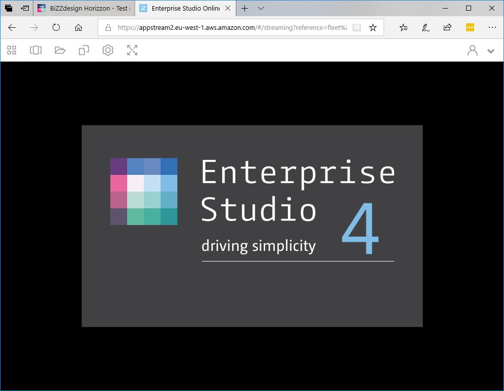 About Enterprise Studio Online - Support - BiZZdesign Support