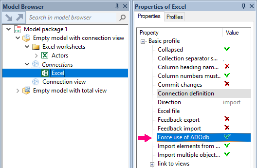 Link To Excel Online