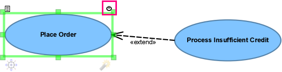 Modeling optional behavior with UML extension points and ...